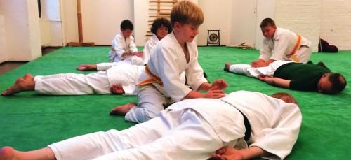 Samurai-Shiatsu Familien-Workshop