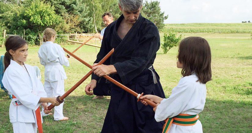 Neu: Schwert und Stock für Kids ab 8