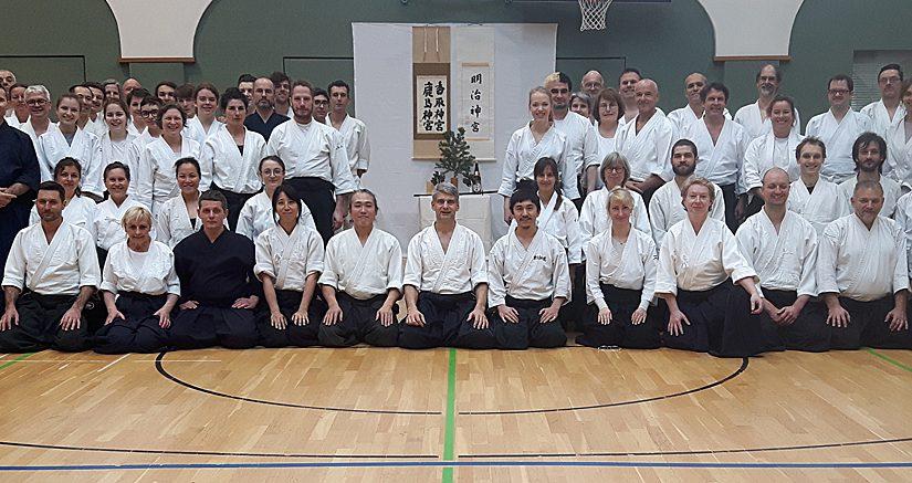 Budo-Seminar with Aoki Sensei