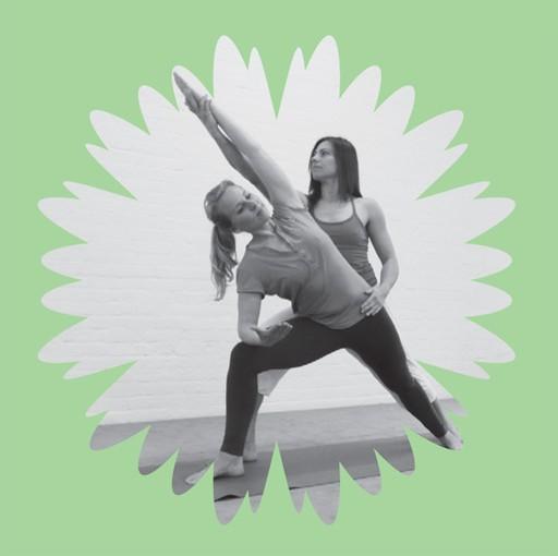 Yoga für den Frühling!