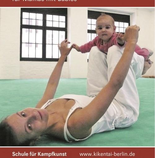 Aiki und Yoga für Mamas mit Babies