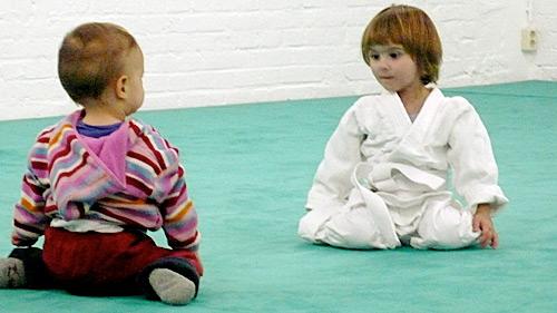 Dojo-Kinderfest am 8. Mai!