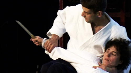 Aikido Sonntagstraining am 3. Februar